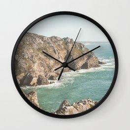 Ocean Coast Line 3 Wall Clock