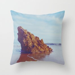 Steadfast Shore Throw Pillow