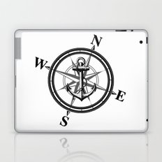 Nautica BW Laptop & iPad Skin