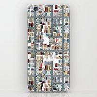the neighbourhood iPhone & iPod Skins featuring Neighbourhood pattern by Rceeh