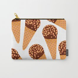 Ice Cream Drumstick Carry-All Pouch