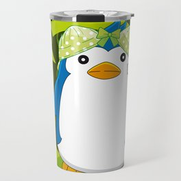 N° 2 Sexy Spy - Mawaru Penguindrum Travel Mug
