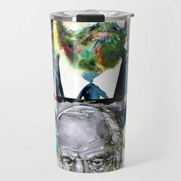 SIX TIMES SIGMUND FREUD Travel Mug
