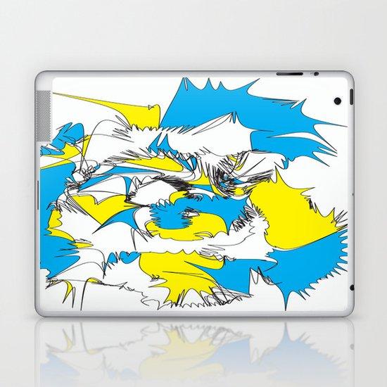 Cotton Candy Laptop & iPad Skin