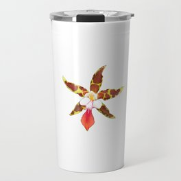 Mexican wild orchid Travel Mug