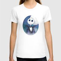jack skellington T-shirts featuring Jack Skellington by MythicPhoenix