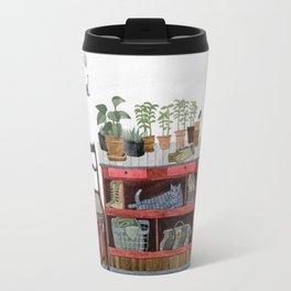 Cozy Entryway Travel Mug