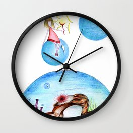Today Wall Clock