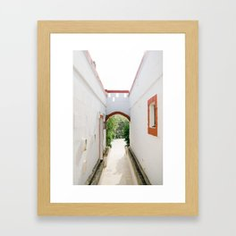 Apulian Dreams - 6 Framed Art Print