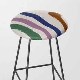 Zébra pop Bar Stool