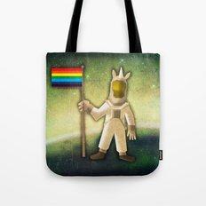 Astronaut Unicorn Tote Bag