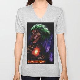 Cauldron Unisex V-Neck