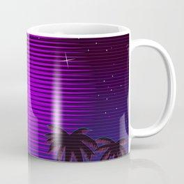 Sci-fi Miami Beach Coffee Mug