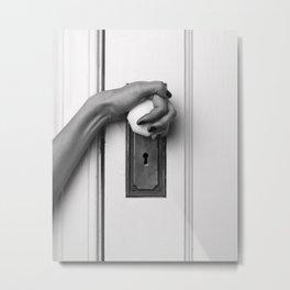 Under Lock and Key Metal Print