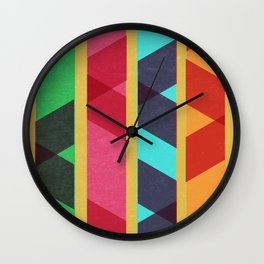 Ballet II Wall Clock