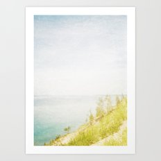 Dream Big Hillside Art Print