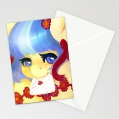 Letter to Rarity Stationery Cards