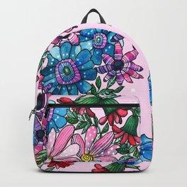 Exotic Beauty II Backpack