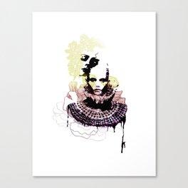 Bicéphale Canvas Print