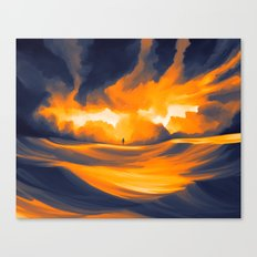Discovery II Canvas Print
