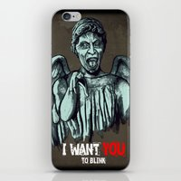 blink 182 iPhone & iPod Skins featuring Blink by Remus Brailoiu