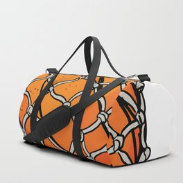 ball basket Duffle Bag