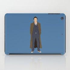 David Tennant as Dr Who iPad Case