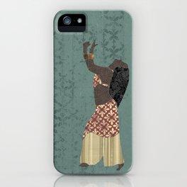 Belly dancer 1 iPhone Case