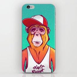 Macaco Prego iPhone Skin