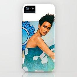 Jade Dress iPhone Case