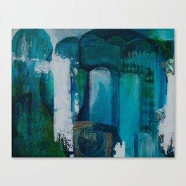 A Dream of Venice Canvas Print