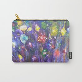 The Power of Flowers Carry-All Pouch