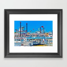 Proud Marys Framed Art Print