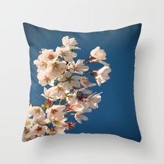 Awesome Blossom. Throw Pillow