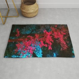 iDeal - Trippy Trees 01 Rug