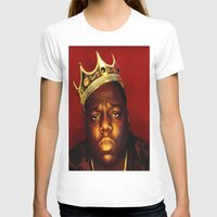 biggie smalls T-shirts featuring Biggie by I Love Decor