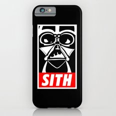Obey Darth Vader (sith text version) - Star Wars iPhone 6 Slim Case