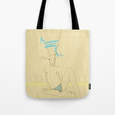 You Can Goat Your Own Way Tote Bag