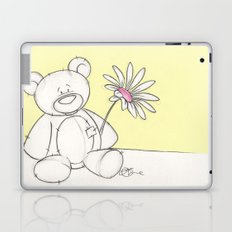 Thimble the Teddy Bear Laptop & iPad Skin