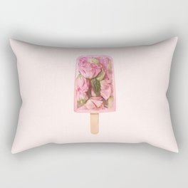 FLORAL POPSICLE Rectangular Pillow