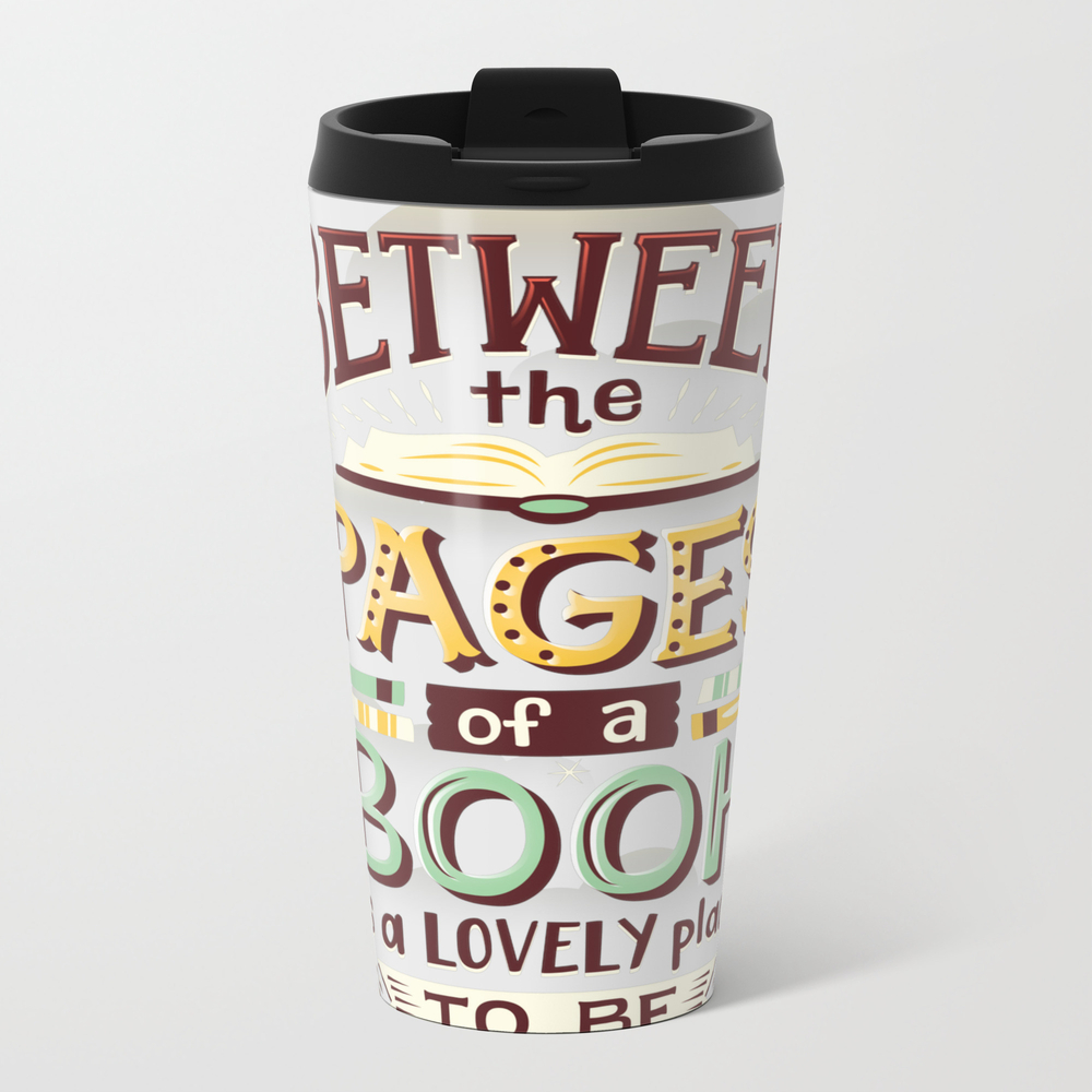 Between Pages Travel Cup TRM7710091