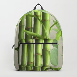 Beautiful Bamboo Backpack