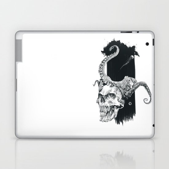 Deep Ocean Laptop & iPad Skin