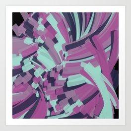 Twisting Nether Art Print