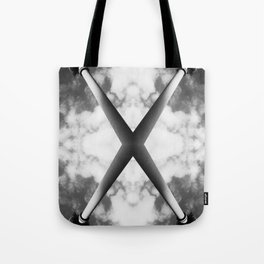 Berlin Television Tower X Picture Tote Bag