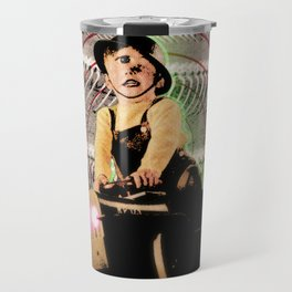 run away kid Travel Mug