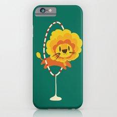 Lion hopped through a loop Slim Case iPhone 6s