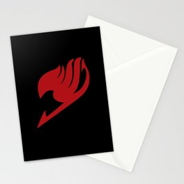 fairy tail Stationery Cards