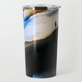 Vision of fire and ice Travel Mug