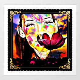 Exquisite Candy 01 Art Print